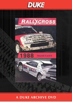 European Rallycross Championship Rounds 5 & 6 Duke Archive DVD