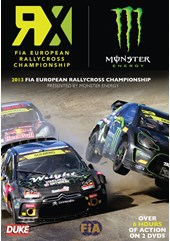 European RallyCross Championship Review 2013 (2 Disc)  DVD