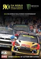 FIA World Rallycross 2014 Review (2 Disc) DVD