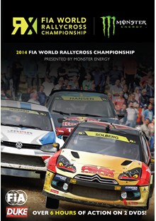 FIA World Rallycross 2014 Review (2 Disc) DVD