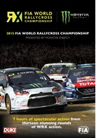 FIA World Rallycross 2015 (2 Disc) DVD