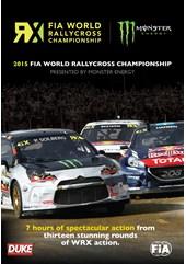 FIA World Rallycross 2015 (2 Disc) DVD