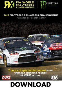 FIA World Rallycross 2015 - Download