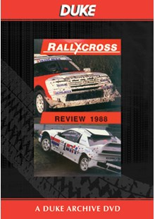 European Rallycross Review 1988 Duke Archive DVD