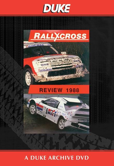 European Rallycross Review 1988 Download
