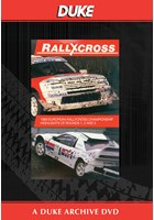 European Rallycross Championship Review 1989 Rds 1, 2 & 3 Duke Archive DVD