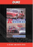 European Rallycross Review 1989 Duke Archive DVD