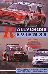 European Rallycross Review 1989 Download