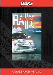 European Rallycross Review 1990 Duke Archive DVD