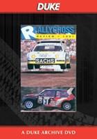 European Rallycross Review 1991 Duke Archive DVD