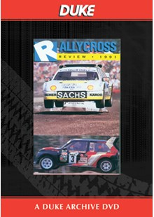 European Rallycross Review 1991 Duke Archive DVD