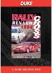 European Rallycross Review 1994 Duke Archive DVD