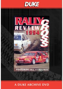 European Rallycross Review 1994 Duke Archive DVD