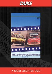 European Rallycross Championship Part 1 1989 Duke Archive DVD