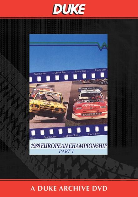 European Rallycross Championship Part 1 1989 Duke Archive DVD