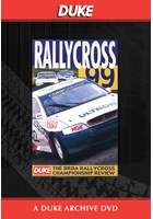 British Rallycross Review 1999 Duke Archive DVD