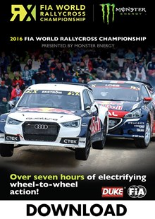 FIA World Rallycross 2016 Download
