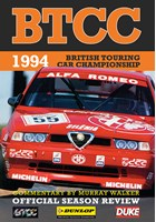 BTCC 1994 Review DVD
