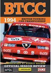 BTCC 1994 Review DVD