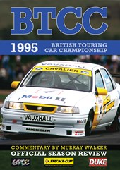 BTCC 1995 Review DVD