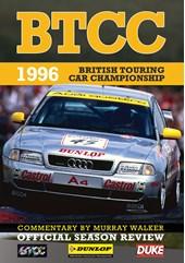 BTCC 1996 Review DVD