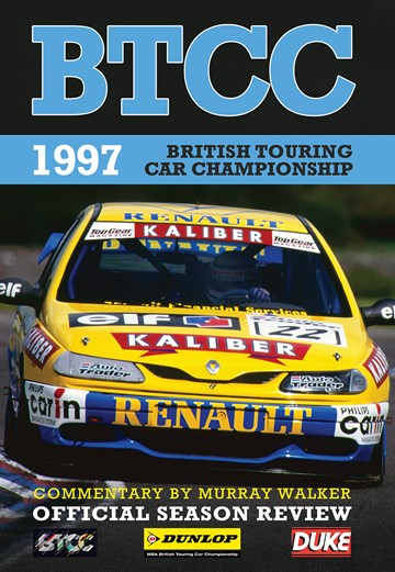 BTCC 1997 Review Download - click to enlarge