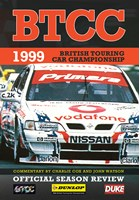 BTCC 1999 Review DVD