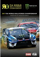 FIA World Rallycross 2017 (2 Disc) NTSC DVD