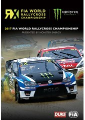 FIA World Rallycross 2017 (2 Disc) NTSC DVD