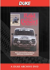 Raid On The Desert Duke Archive DVD