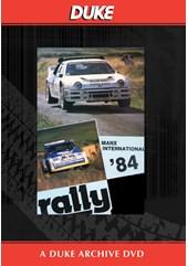 Manx International Rally 1984 Duke Archive DVD