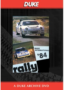 Manx International Rally 1984 Duke Archive DVD