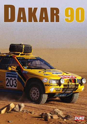 Dakar Rally 1990 DVD - click to enlarge