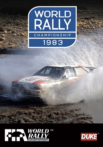 World Rally Review 1983 DVD - click to enlarge