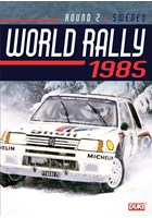 Swedish Rally 1985 Duke Archive DVD