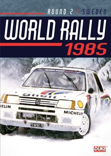 Swedish Rally 1985 Download