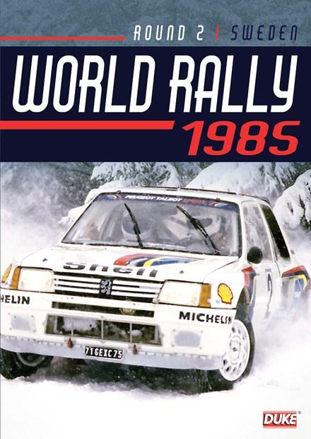 Swedish Rally 1985 Download