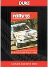 Portuguese Rally 1985 Duke Archive DVD