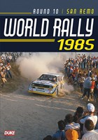 San Remo Rally 1990 Duke Archive DVD