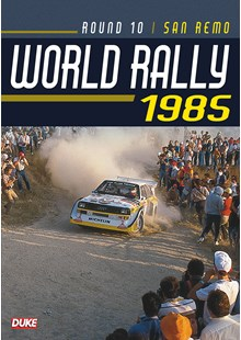 San Remo Rally 1985 DVD