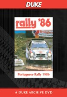 Portuguese Rally 1986 Duke Archive DVD