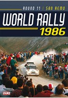 San Remo Rally 1986 Duke Archive DVD