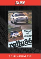 Circuit Of Ireland Rally 1986 Duke Archive DVD