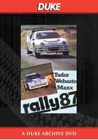 Manx International Rally 1987 Duke Archive DVD