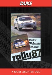 Manx International Rally 1987 Duke Archive DVD