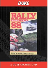 Manx International Rally 1988 Duke Archive DVD