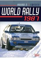 Swedish Rally 1987 Duke Archive DVD