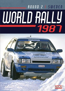 Swedish Rally 1987 Duke Archive DVD