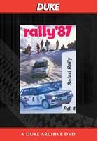 World Rally 1987 Safari Duke Archive DVD