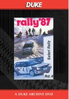 World Rally 1987 Safari Duke Archive DVD